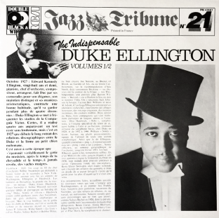 Duke Ellington - The Indispensable Duke Ellington Volumes 1/2 (LP) (VG-/VG+)